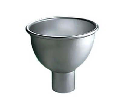 American Metalcraft 1004 8-in Funnel w/ 4-qt Ca