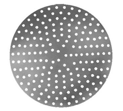 American Metalcraft 18917PHC 17-in Perforated Pizza Disk, Hardcoat, Aluminum