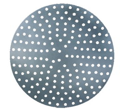 American Metalcraft 18908P 8-in Perforated Pizza Disk, Aluminum