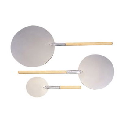American Metalcraft 17080 20-in Pizza Peel w/ 8-in Diameter, Aluminum