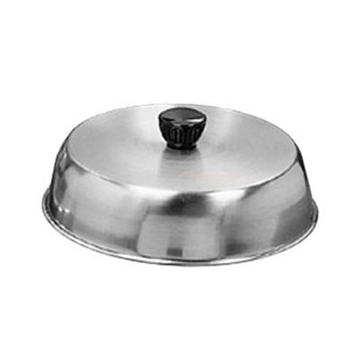 American Metalcraft BA840S 8.37-in Basting Cover w/ Bakelite Knob, Black, Stainless