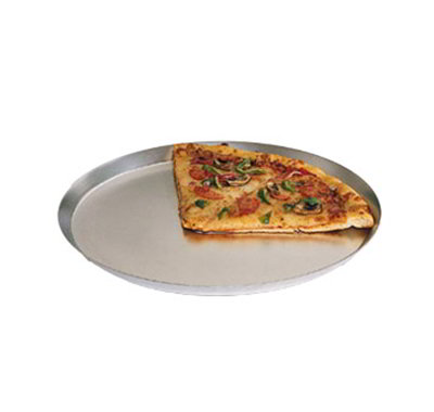 American Metalcraft CAR10 10-in Solid Pizza Pan, Aluminum
