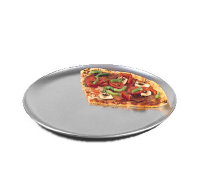 American Metalcraft CTP8 8-in Solid Pizza Pan, Coupe Style, Aluminum