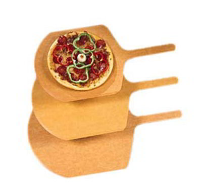 American Metalcraft MP1626 26-in Pizza Peel, 16x17-in, Pressed Wood
