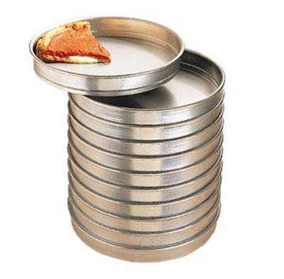 American Metalcraft HA5015 15-in Self Stacking Pizza