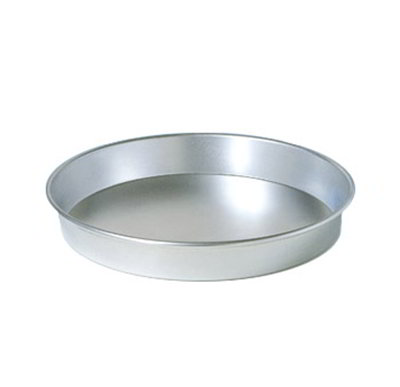 American Metalcraft HA90142 14-in Tapered Pizza Pan, 2-in Deep, Aluminum