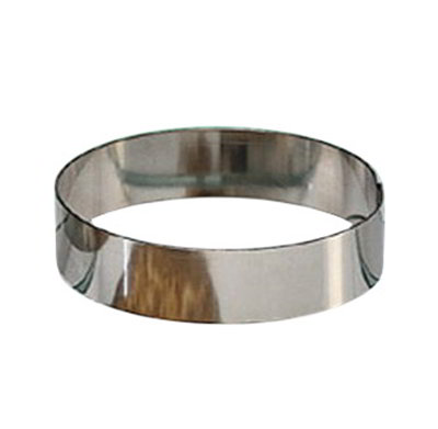 American Metalcraft HB497 5-in Hash Brown Ring, Stainless