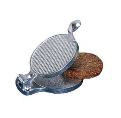 American Metalcraft HM475 4.5-in Hamburger Mold w/ 3-oz Ca