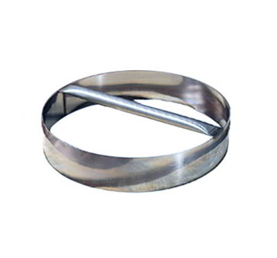 American Metalcraft RDC16 16-in Dough Cutting Ring w/ Welded H