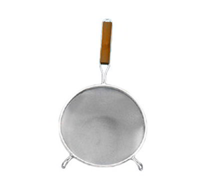 American Metalcraft SSD80 7.25-in Strainer, 14.5-in Overall, Stainless/