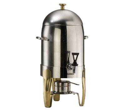 American Metalcraft ALLEGCU1 Coffee Urn w/ 11-qt Capacity, Titanium/Stainless