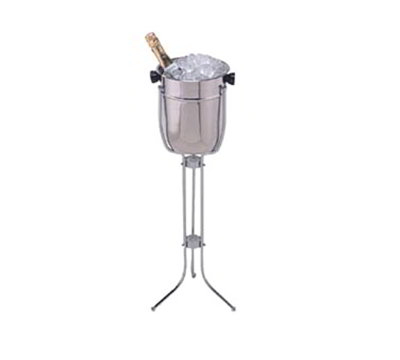 American Metalcraft CS31 Champagne Bucket Stand, Steel/Chrome