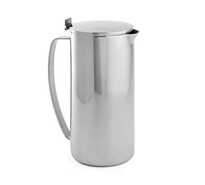 American Metalcraft DWCP48 52-oz Insulated Water Pitcher - Hinged Lid, Stainless
