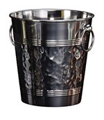 American Metalcraft WB9 8.37-in Wine Bucket,