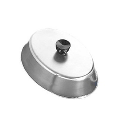 American Metalcraft BAOV810S Stainless Steel Oval Basting Cover Restaurant Supply