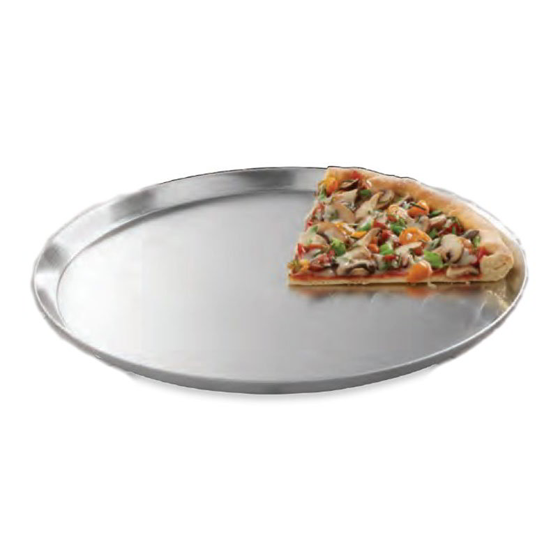 American Metalcraft CAR12 Pizza Pan 12 in. dia. 11/16 in. Deep Restaurant Supply