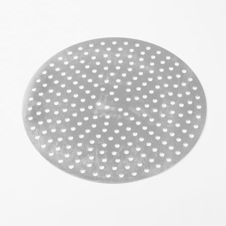 American Metalcraft CAR16P 16-in Round Perforated Pizza Pan, Al