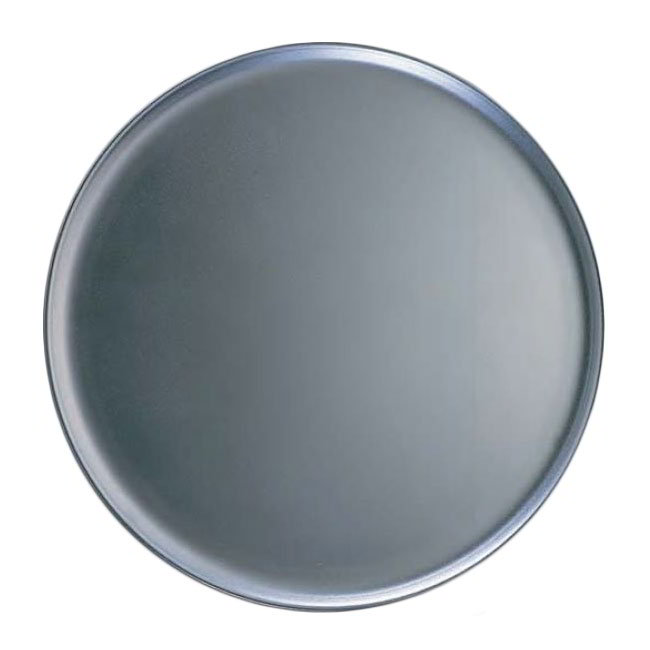 American Metalcraft HACTP22 Solid Aluminum Coupe Style Pizza Pan Restaurant Supply