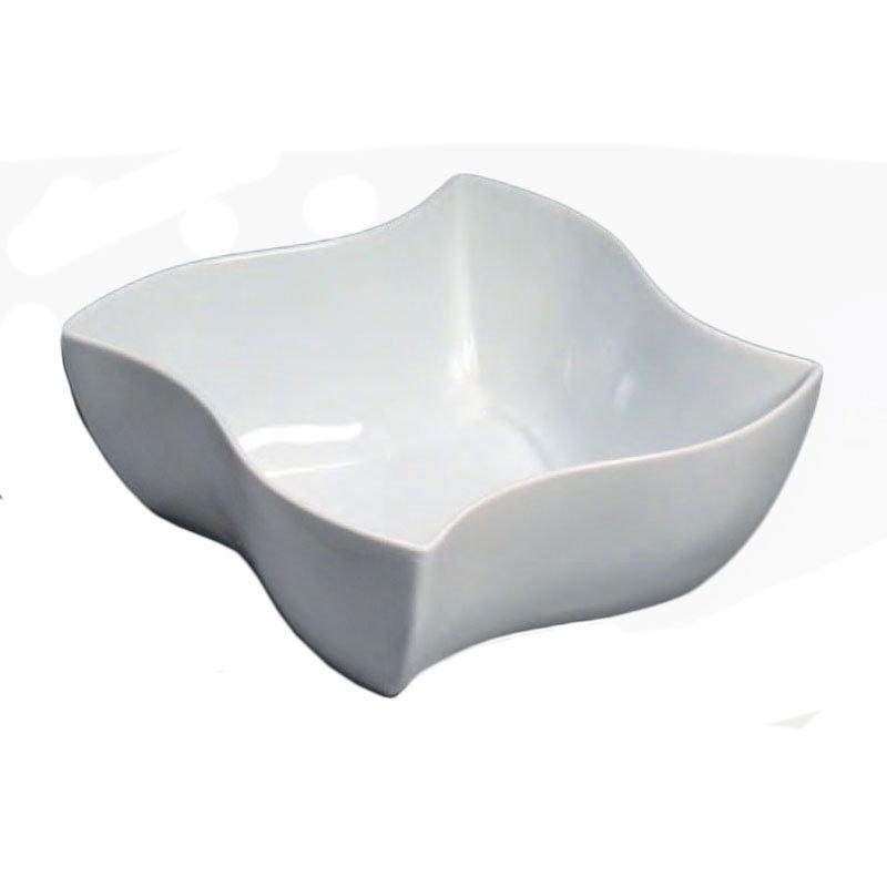 American Metalcraft SQVY12 Prestige Bowl 12 in Dia. Porcelain Restaurant Supply