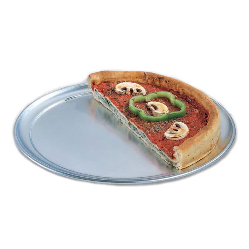 American Metalcraft TP9 Pizza Pan Wide Rim 9 in Solid 18 Gauge Aluminum Restaurant Supply