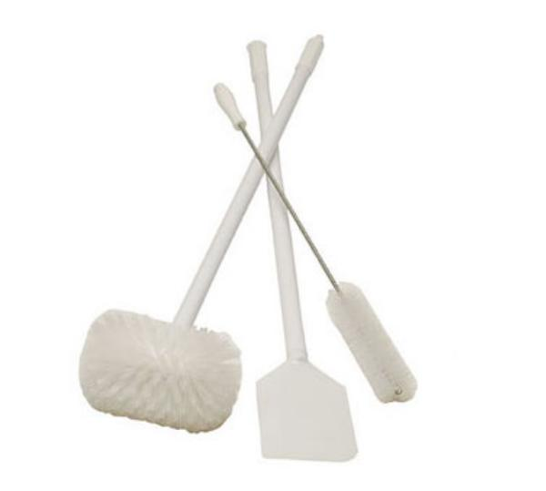 Groen 107123 Brush Set, 3 in Set of 3 Kettle Brushes