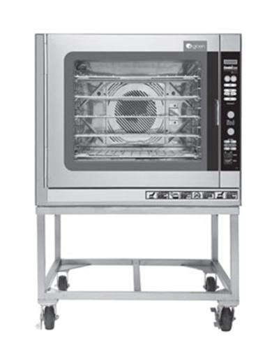 Groen CBE-10GSTD Boilerless Oven/Steamer - 10-Rack Capacity, Stainless, NG
