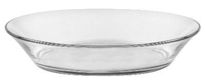 Duralex 512850M95 7-5/8 in Lys Soup Plate, Clear