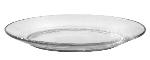 Duralex 513860F45 7-1/2 in Lys Dessert Plate, Clear