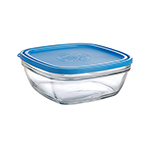Duralex 519140AB1 7-7/8 in Lys Square Bowl With