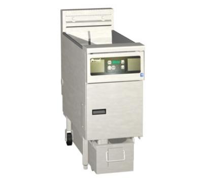 Pitco 1-SF-SE14RD-S-4803 50 lb Solstice Fryer & Solstice FilterDrawe Restaurant Supply