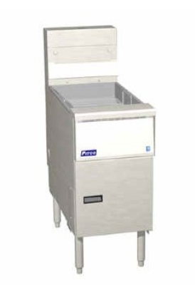Pitco BNB-SG14 Bread & Batter Cabinet For SG14 (gas), BNB Dump Station, 15-5/8 in W