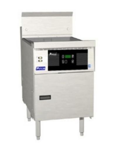 Pitco FBG24-D LP Gas Fryer - (1) 87-lb Vat, Floor Model, LP