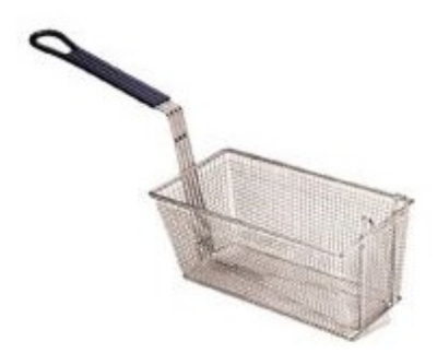 Pitco P6072185 Triple Size Basket,