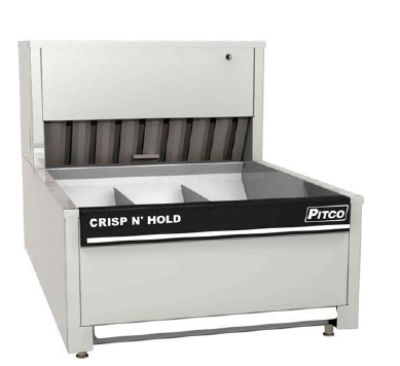 Pitco PCC-14 Electric Fry Dump Station - Underburner, 120v