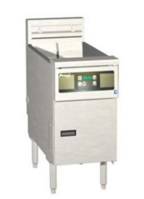 Pitco SE14-D-S-2081 40-50 lb Solstice Fryer Restaurant Supply