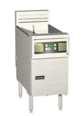 Pitco SE18-C-S-2201 70-90 lb Solstice Fryer Heavy Duty Computer Restaurant Supply