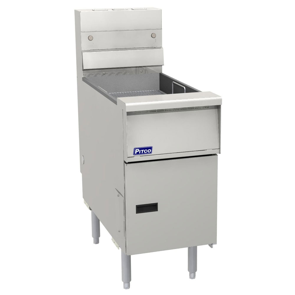 Pitco SE-BNB-SE14S Bread & Batter Cabinet, 15-5/8 in W, For SE14 Electric Fryer