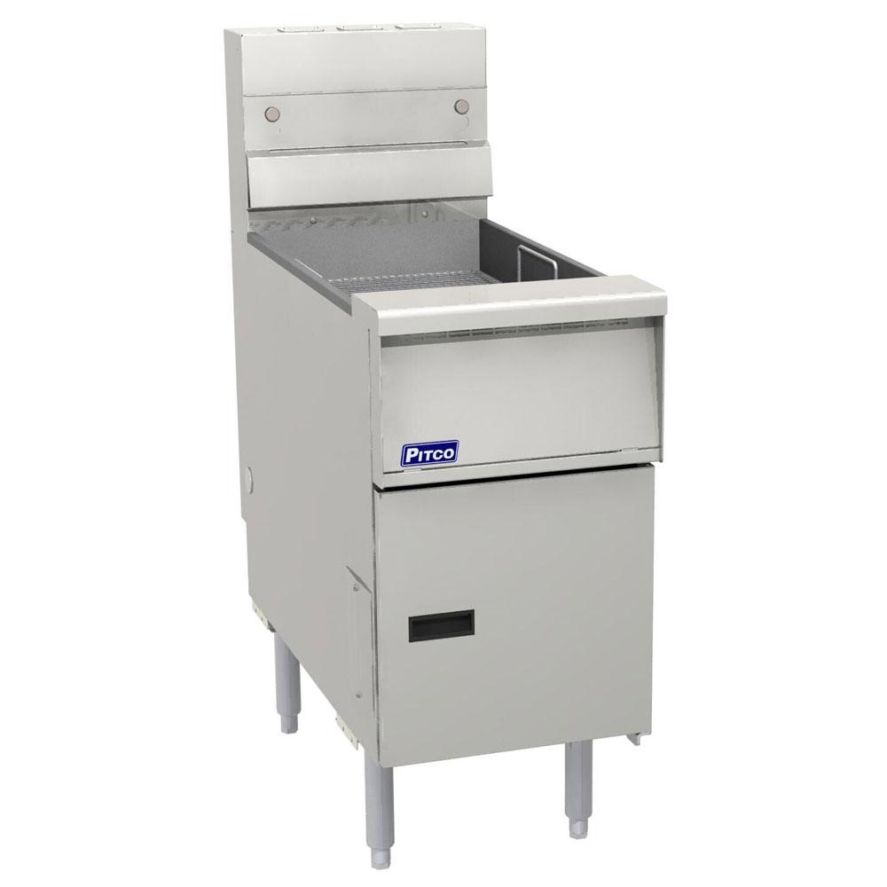 Pitco SE-BNB-SE18S Bread & Batter Cabinet, 19-5/8 in W, For SE18 Electric Fryer