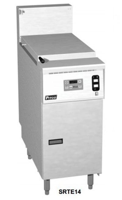 Pitco SRTE14 S-I-12 2403 16.5-gal Full Tank Rethermalizer, Computer, Auto Fill, 240/3 V