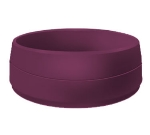 Dinex DX118661 12-oz Stackable Classic Bowl, Cranberry