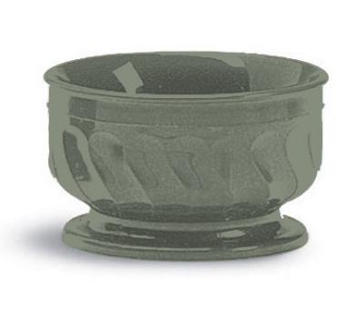Dinex DX330084 9-oz Insulated Pedestal Base Bowl For Turn