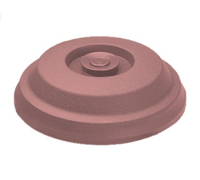 "Dinex DX117356 Low Profile Insul-Dome for 9"" Plates - Mauve"