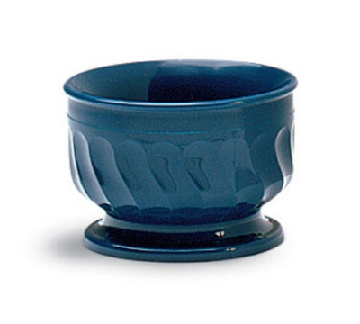 Dinex DX320050 5-oz Insulated Pedestal Base Bowl For Turnbury, Midnight Bl