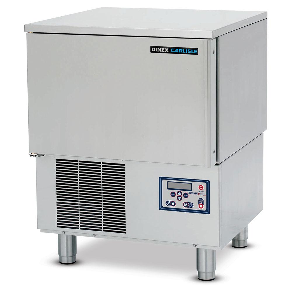 Dinex DXDBC30 Reach-In Undercounter Blast Chiller Shock Freezer For (3) 12 x 20-in, 120V