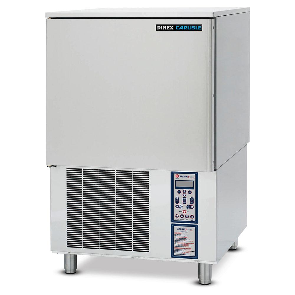 Dinex DXDBC70 Reach-In Undercounter Blast Chiller Shock Freezer For (7) 18 x 26-in, 208V