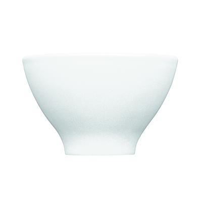 Emile Henry 052110 7 oz Ceramic Japanese Cup, 4 in Diameter, Blanc White