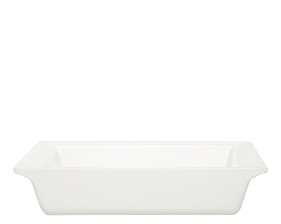 Emile Henry 112002EA 9-in Urban Colors Ceramic Baking Dish, Square, Nougat