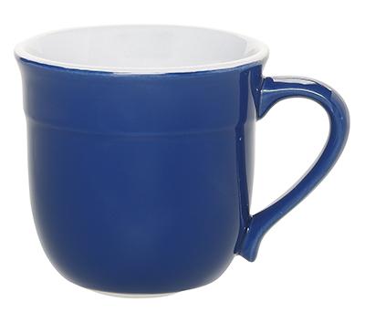 Emile Henry 538714 14 oz Ceramic Mug, Azure Blue