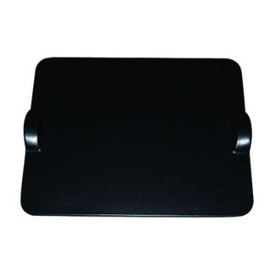 Emile Henry 717518 Flame Top Rectangular Baking Stone, Black