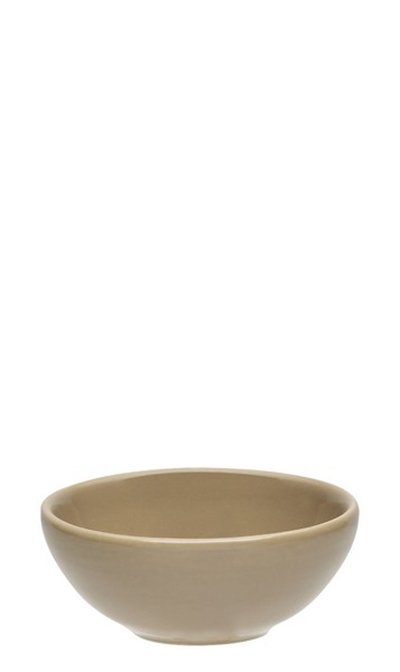 Emile Henry 962111 EA 4.3-in Ceramic Mini Bowl, Sand